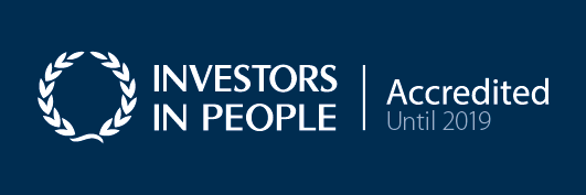Investors In People Accredited Until 2019